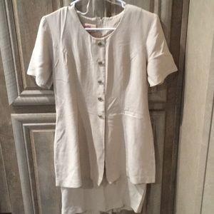 Pre-Owned Women's Size 6 Midi Dress (Katie Mfg.)